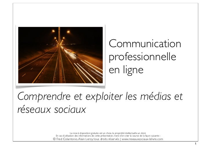 Communication                                                                professionnelle                              ...