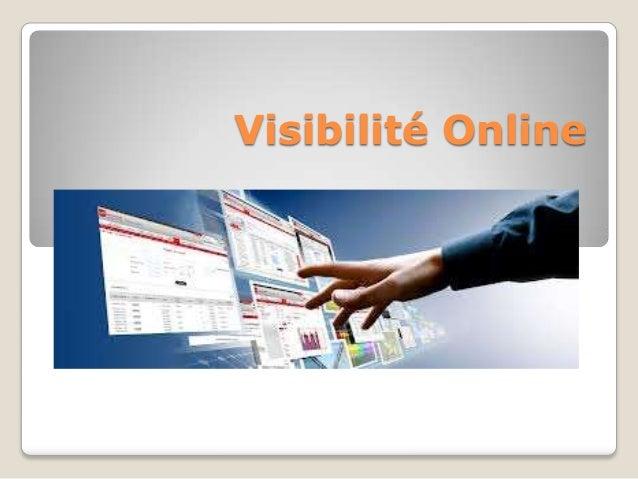 Visibilité Online
