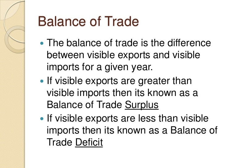 visible and invisible trade Invisible definition: times, sunday times (2008) trade in goods is known as visible exports and trade in services is known as invisible exports chambers.