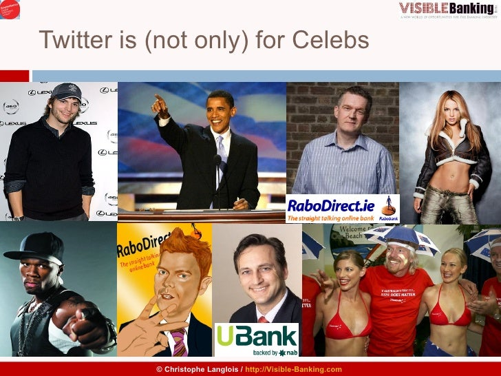 Twitter is (not only) for Celebs