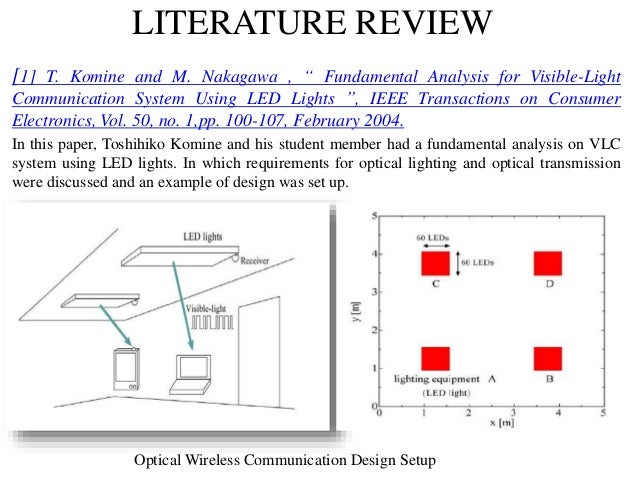 communication a literature review A literature review surveys scholarly articles, books and other sources relevant to  a particular issue, area of research, or theory, and by so doing.