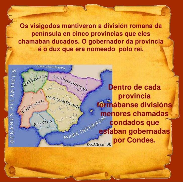 LA HISPANIA VISIGODA Slide 3