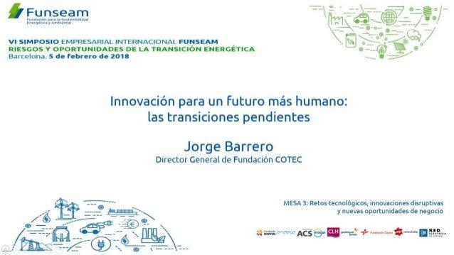 """Una interpretación ampliada del concepto de innovación TODO CAMBIO """"no sólo tecnológico"""" BASADO EN EL CONOCIMIENTO """"no sól..."""