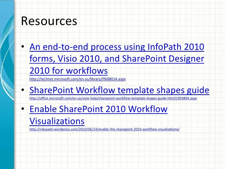 workflow template sharepoint 2010