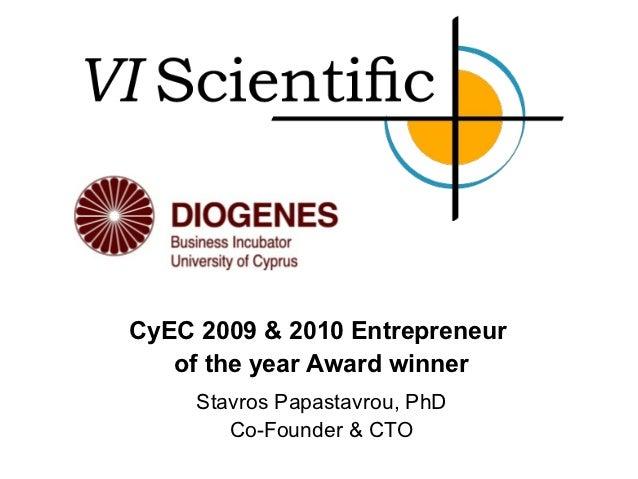 2nd OpenCoffee Cyprus 04/07/2012 - Visionhunt