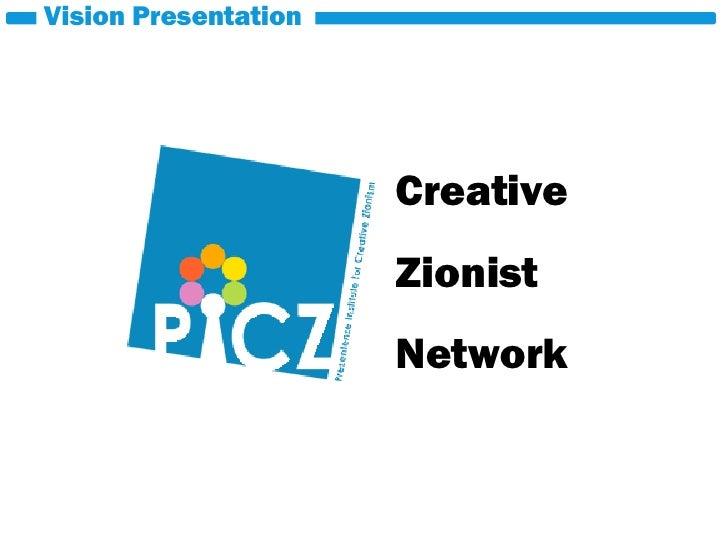 Creative Zionist Network