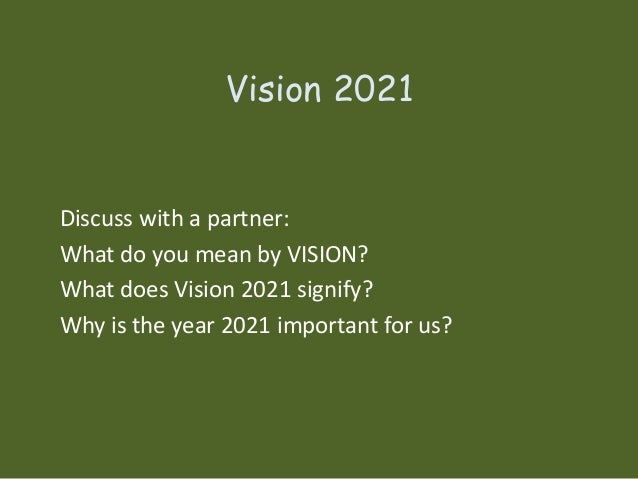 vision 2021 Peace is a church committed to the celebration and proclamation of the gospel, the faithful preaching teaching of the bible and practical, loving service in our community and around the world.
