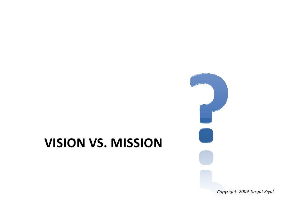 Vision And  Mission Slide 2