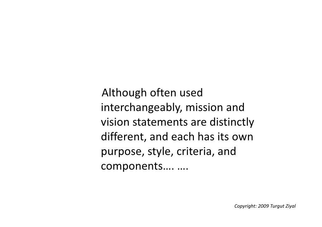 Vision And  Mission Slide 3