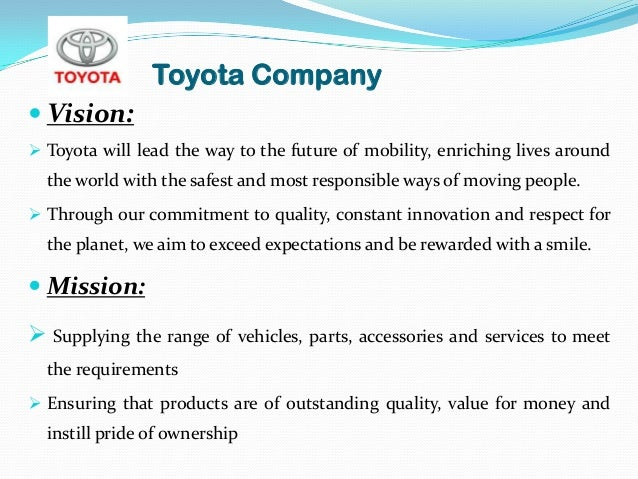 COMPANY MISSION AND VISION PDF DOWNLOAD