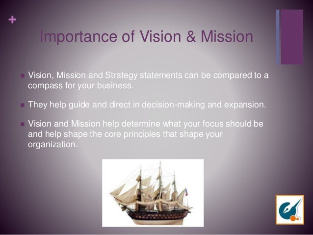 Vision And Mission Slideshow