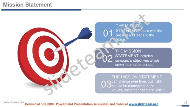 vision and mission strategic management powerpoint presentation templ…, Presentation templates