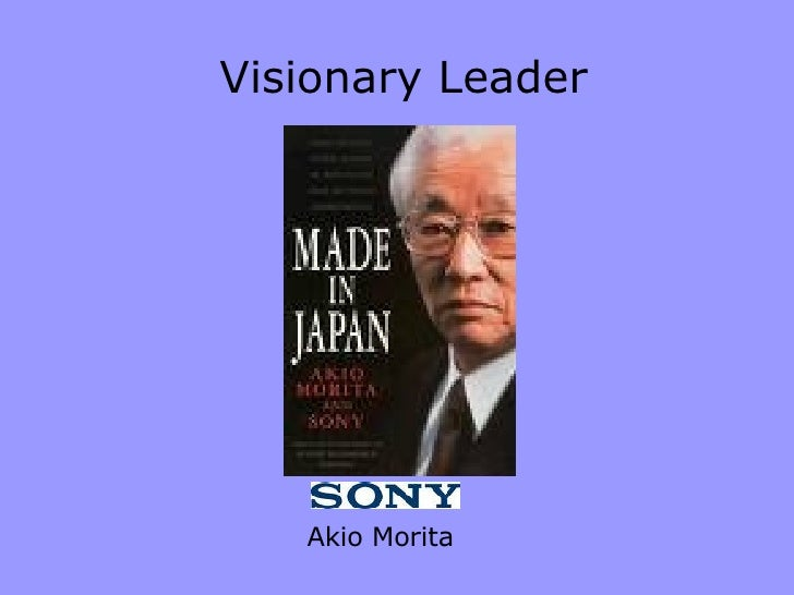 visionary leader Visionary leadership is a style of leading others there are other styles, but this one is arguably the most vital for today's business leaders looking to create thriving organizations that achieve long-term success.