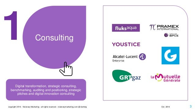 [En]Visionary Marketing 2014-2016 business cases Slide 3