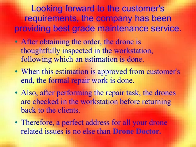 Looking forward to the customer's requirements, the company has been providing best grade maintenance service. ● After obt...