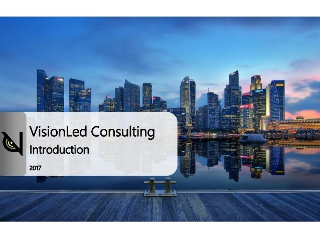 VisionLed Consulting Introduction 2017