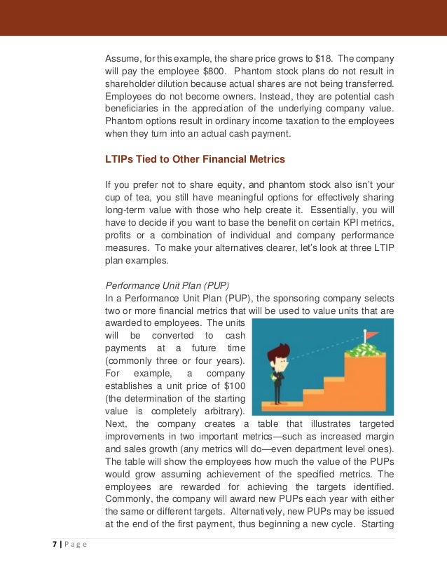 Ltip Options How To Share Value With Employees Who Drive Long Term B