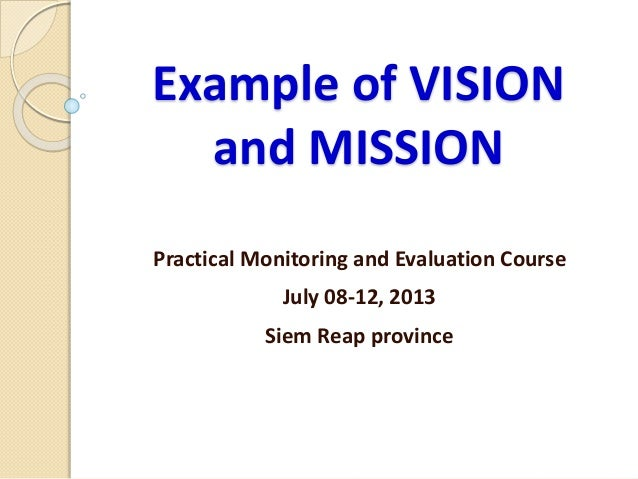 critically evaluate the vision and or mission Evaluating the mission and vision of starbucks  thus, knowledge of the critical  the discussion defines the characteristics found in good mission and vision .