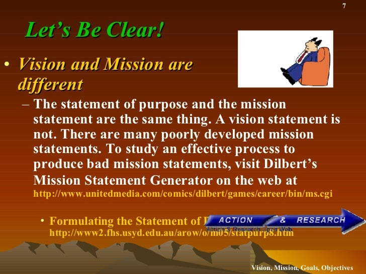 "bad mission and vision statements How to write a mission statement that doesn so you've seen why bad mission statements happen and two tips for ""5 tips for a sticky strategic vision."