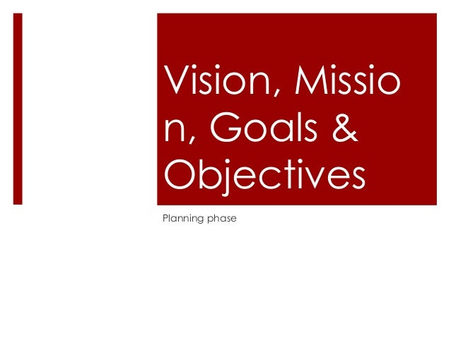 the goals and objectives of vodafone The goals and objectives of vodafone as a company vodafone goals and objectives the primary objective of vodafone as a business entity is profit maximisation the company has a mission statement that ensures for this objective to be achieved in the best possible manner.