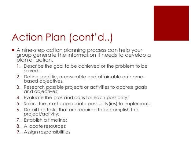 Vision mission goals objectives