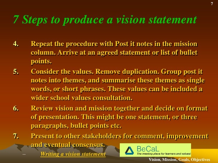 vision mission and objectives of microsoft The vision and mission statements of the lumo community wildlife sanctuary a vision statement is a declaration of an organization's objectives.