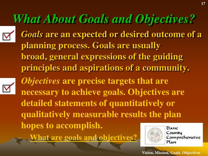 theoretical framework on vision mission goals and objectives Goals and objectives are important to strategic planning because they turn the mission and vision into specific measurable targets goals and objectives are concrete and help translate the.