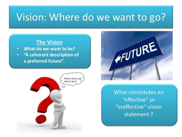 critically evaluate the vision and or mission Employee performance depends on these 3 critical set the mission, vision review with each employee to evaluate 12 months of work and set goals and.