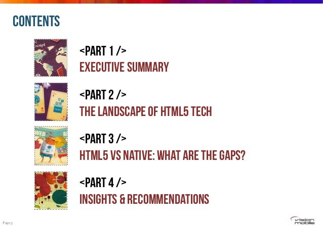 How Can HTML Compete with Native? Slide 3