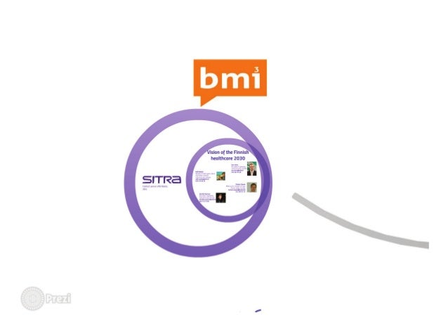 Vision of the Finnish Healthcare in 2030 - BMI Innovation ...