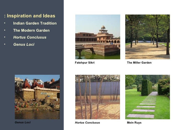 Landscape Architecture Vision for Indian Residential Project Slide 2