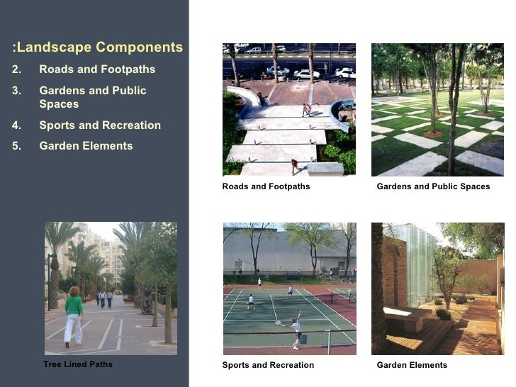 Landscape Architecture Vision for Indian Residential Project Slide 3