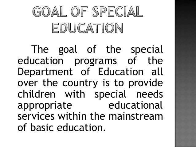 goals and structure of philippine education A framework for general education in the university of the philippines  aims  of the program, and outlines a curricular structure that is not only congruent with.