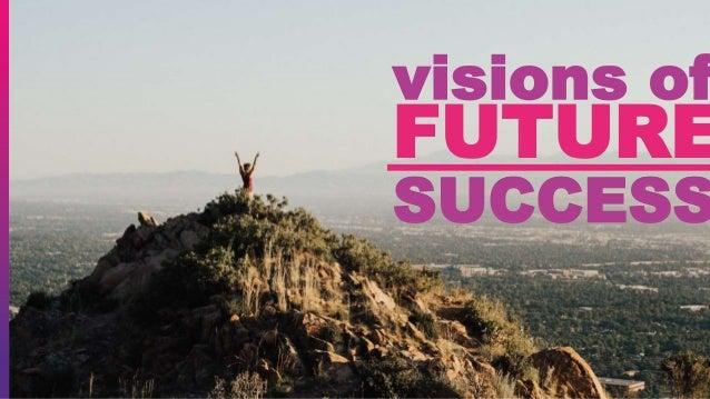 11 SUCCESS FUTURE visions of