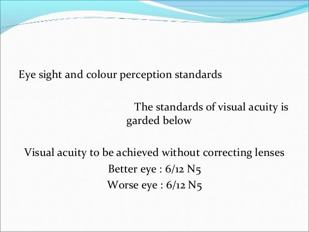 colour vision standards of occupations in nz Colour vision standards for drivers of motor vehicles have not been widely adopted and never effectively, and there is no accepted system of standards for that wide gamut of occupations that involve colour recognition, colour discrimination or aesthetic judgment of colour.