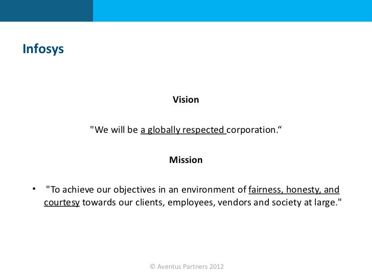 core purpose of infosys Get an answer for 'what is adidas' mission statement and what are its core values include the mission of the company, which is its reason for existence, and the.