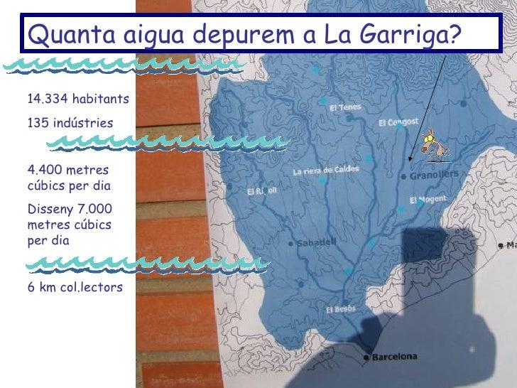 Visita a la depuradora de La Garriga Slide 2