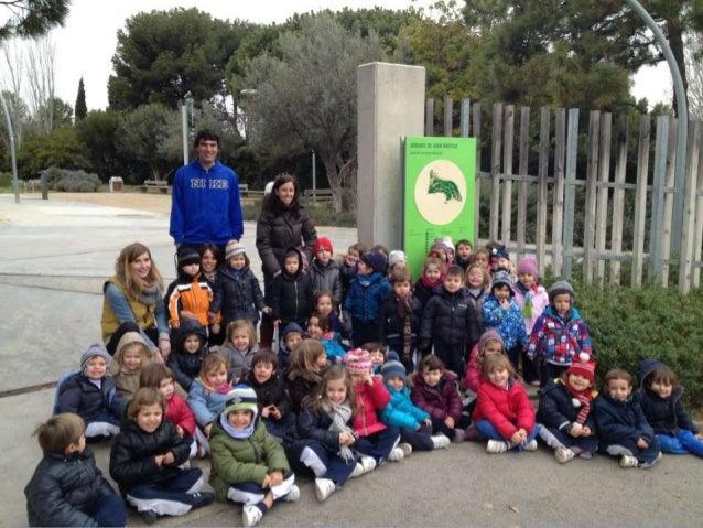 Visita als jardins Joan Brossa de Barcelona