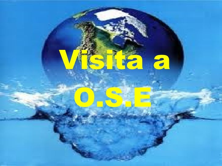Visita a O.S.E