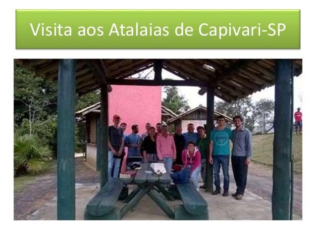 Visita aos Atalaias de Capivari-SP