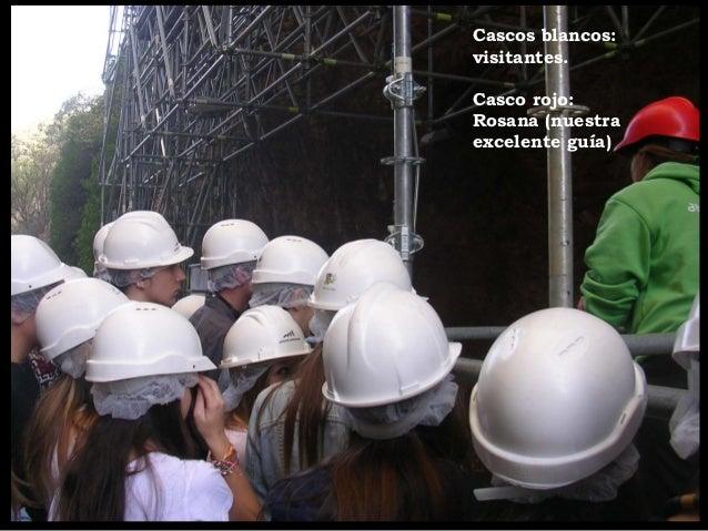 La Gran Dolina (donde  aparece el Homo  Antecessor) tiene 18  metros de sedimentos  con 11 niveles: restos  desde hace 1.0...