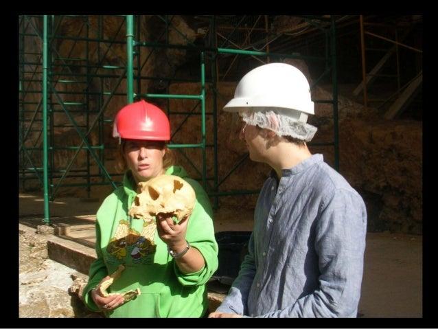 « Excalibur» (réplica): el famoso bifaz de los yacimientos de atapuerca