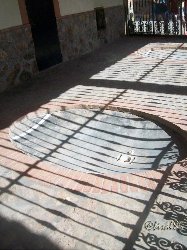 Visita curso de guia turistico Campo de Montiel