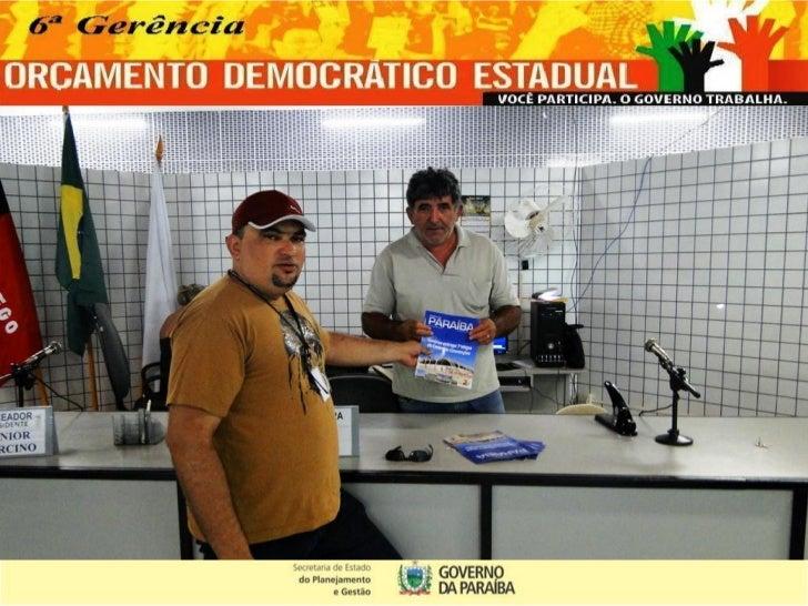 "Entrega de Revistas ""Noticias da Paraíba"" numero 02"