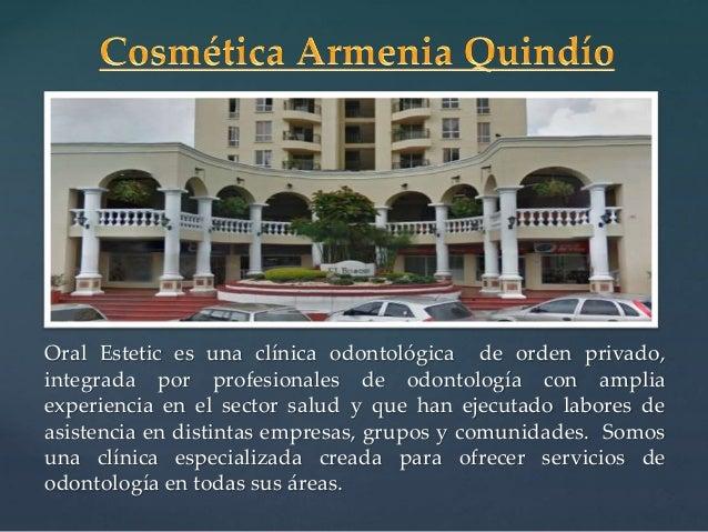 { Oral Estetic es una clínica odontológica de orden privado, integrada por profesionales de odontología con amplia experie...
