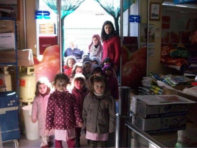 Visitamos la tienda de andrés gómez Slide 3