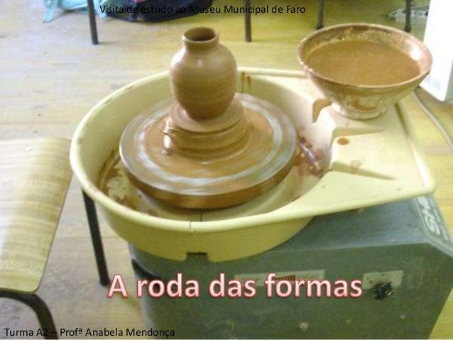 Visita de estudo ao Museu Municipal de FaroTurma A2 – Profª Anabela Mendonça
