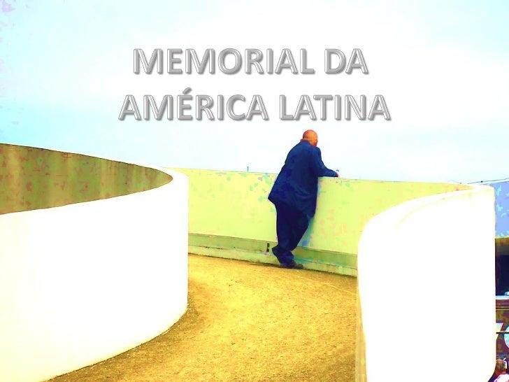 Visitando o memorial da américa latina