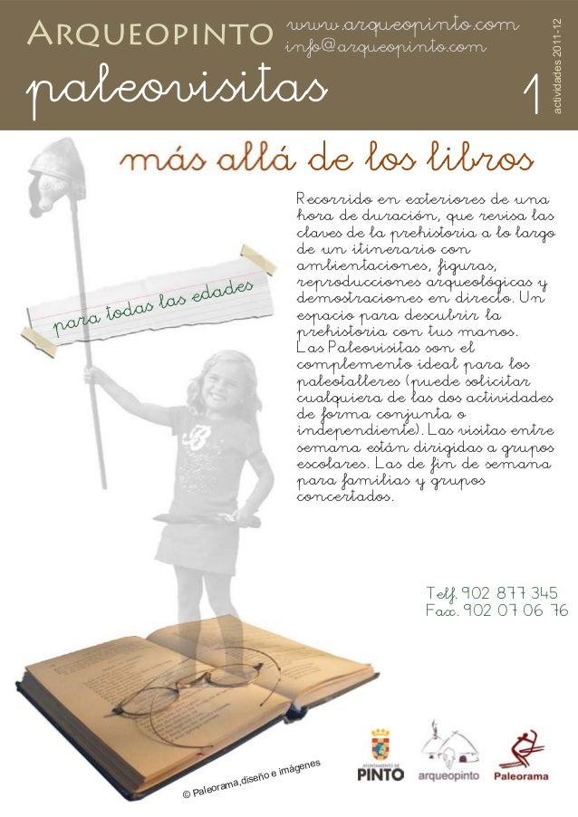 www.arqueopinto.comArqueopinto                                                                            actividades 2011...