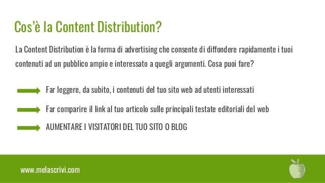 Traffico Content Distribution Slide 2